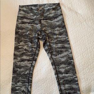 Lululemon Wunder Under Pant Size 10